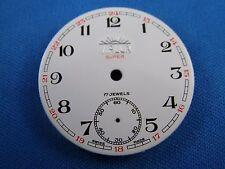 Vintage VIALUX Pocket Watch Dial 35.5mm -Swiss Made- #102