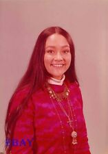 Olivia Hussey 1968 Vintage 5  X  7   TRANSPARENCY