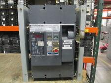 Cutler Hammer SPB100M SPBMR330C 3000A 3p 600V  Breaker EO/DO RMS910 w/ LSG Used