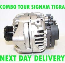 OPEL COMBO Tour signam TIGRA MK2 1.6 2001 2002 2003>2012 ALTERNATORE RIGENERATO
