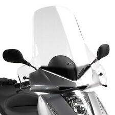 GIVI TRANSPARENT WINDSHIELD 63x72,5cm HONDA PANTHEON 125-150 2003-2008 D219ST
