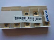 10 Seco carbide tips SCMT120612T-M14 F40M ( SCMT 120612T 120612 T SCMT120612TM14