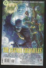 The Batman Chronicles #9 (Summer 1997, Dc) h75