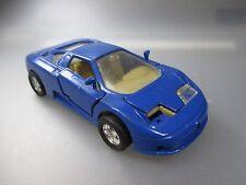 Welly Nr. 9053, Bugatti EB 110, 11,5cm lang  (GK46)