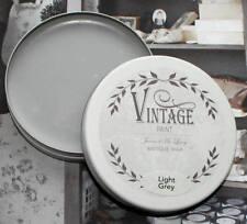 JDL Vintage Paint Antique Wax Light Grey Wachs 700114 35g Möbelwachs Antikwachs