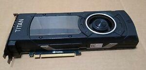 Nvidia GTX Titan X Maxwell 12GB GDDR5 699-1G600-0000-520PC Graphics Card GPU