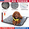 Pet Dog Heat Warm Pad Puppy Cat Large Electric Waterproof Bed Mat Heater Mat