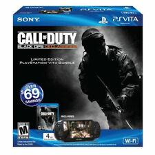 Call of Duty: Black Ops Declassified PlayStation Vita