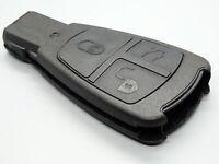 Autoschlüssel 3 Tasten Schlüssel Gehäuse für Mercedes W202 W208 W210 W220