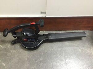 Toro Super Blower Electric Vac Leaf Blower Vacuum 120Volts