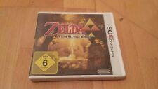 Nintendo 3 DS SPİEL The Legend of Zelda A Link Between  WORLDS