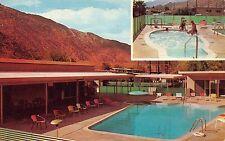 Postcard Swimming Pool at Rancho Trailer Park in Palm Springs, California~111132