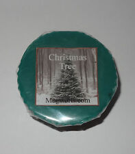 Christmas Tree Wax Tart Melt, for use in oil burner, highly scented, Yule, Gift