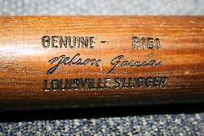 NELSON GARCIA LOUISVILLE SLUGGER GENUINE R161 WOOD BAT NO CRACKS MLB LIBERTY Q
