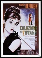 Plakat Frühstück Von Tiffany Audrey Hepburn Martin Balsam Rooney Kino Poster