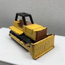 "Vintage metal Buddy L bulldozer Japan 3"" X 2"""