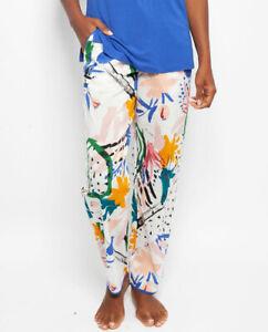 Alicia Abstract Print Pyjama Pants