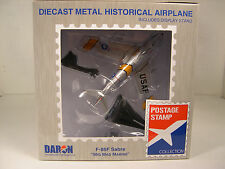 KOREAN WAR F-86F SABRE DARON 1:110 SCALE DIECAST DISPLAY MODEL AIRPLANE