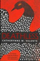Deathless, Paperback by Valente, Catherynne M., Brand New, Free P&P in the UK