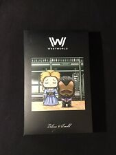 NEW WESTWORLD Dolores and Arnold Loot Crate SuperEmoFriends Figure HBO