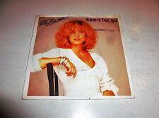 "VICKI BROWN - Can't let Go - 1987 German 2-track 7"" Juke Box Single"