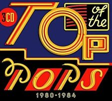 Top of The Pops 1980-1984 Various Artists 0600753699713