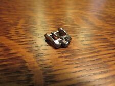 """10mm 3/8"""" Vintage New Old Stock Stainless Steel OMEGA Buckle RARE! NOS!"""