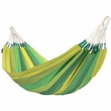 La Siesta Orquídea Jungle - Cotton Single Classic Hammock