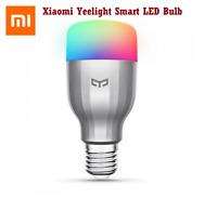 Xiaomi Yeelight AC220V RGBW E27 Smart LED Bulb 16 Million Colors 1700 - 6500K