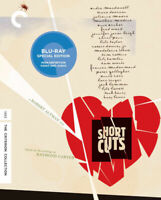 Short Cuts (The Criterion Collection, 2 Disc, Mastered in 4K) BLU-RAY NEW