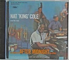 NAT KING COLE And His Trio - CD - AFTER MIDNIGHT SESSIONS - LIKE NEW