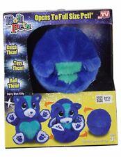 Ball Pets Berry Blue Kitty As Seen on TV Plush Ball Animal New