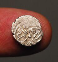IS63-07   Ottoman Empire.   Sulayman the Magnificent, AD1520-1566.  Silver Akche
