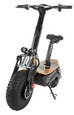 SXT Monster Offroadscooter Elektroscooter mit XXL Ballonreifen Elektro Roller