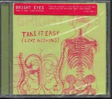 BRIGHT EYES Take It Easy [ Love Nothing] Burn Rubber 2 TR CD SINGLE SEALED