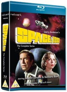 SPACE 1999 1+2 1975-1977: 2010 RESTORED COMPLETE Season Series RgB BLU-RAY sp