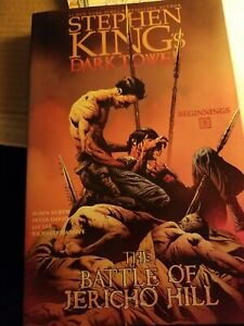 Stephen King's the Dark Tower: Beginnings Ser.: The Battle of Jericho Hill by P…