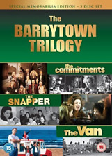 The Barrytown Trilogy 3 Classic Films DVD 2017 (Special Memorabilia Edition)