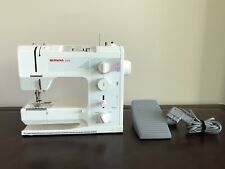 BERNINA 1008 Sewing Machine With Foot Pedal. SERVICED BY BERNINA DEALER & TESTED