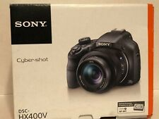 Sony Cyber-shot DSC-HX400V 20.4MP Compact Digital SLR Camera - Black