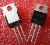 5PCS IRF2807PBF IFR2807 MOSFET N-CH 75V 82A TO-220 NEW