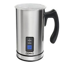 Milchaufschäumer Edelstahl Milchschäumer Latteart Cappuccino Milch Elektrischer