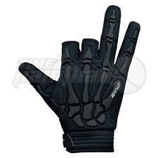 Exalt Paintball Death Grip Gloves - Black - Large **FREE SHIPPING**