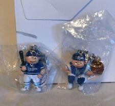 LA Dodgers LiL Sports brat key chain set of 2