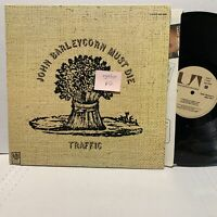 Traffic John Barleycorn Must Die- United Artists UAS 5504 VG++