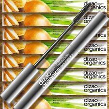 Dizao Organics Mascara 100% natural 95% BIO schwarz Feuchtigkeit Wimperntusche