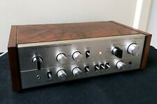 Rare LUXMAN 700X SOLID STATE STEREO INTEGRATED AMPLIFIER. Made in Japan c1970s