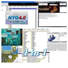 Nyo4.0 + Tachosoft V23.1 + Licznik4.8A + Immo Killer 1.10   4 In 1 !! Best Price