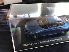 BMW M2 Competition 1/43 BMW CCA 50th Anniv Ed. Ltd.300 pcs. Minichamps 413026203