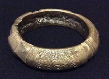 Bracelet alliage bronzier Touareg Niger ou Mali Afrique Bijoux